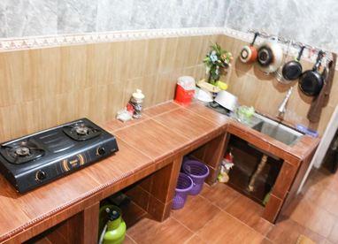 Dapur Homestay Jogja Omah Banguntapan