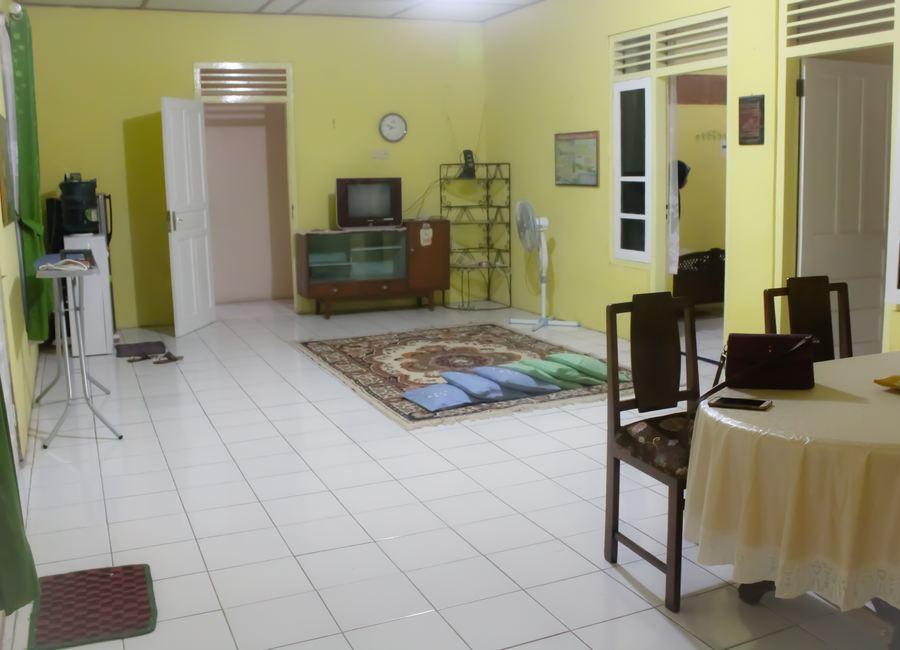 Ruang Keluarga 2 Homestay Omah Godean 1 yogyakarta