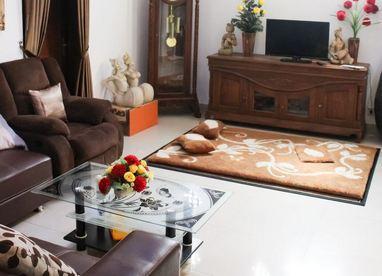 Ruang Keluarga Homestay Jogja Omah Banguntapan