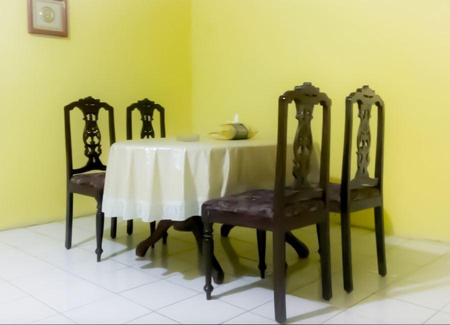 Ruang Makan Homestay Omah Godean 1 Jogja