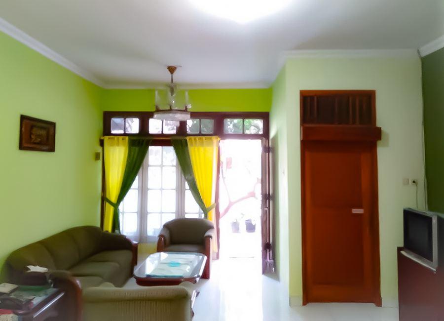Ruang Tamu 2 Homestay Jogja Omah Umbulharjo