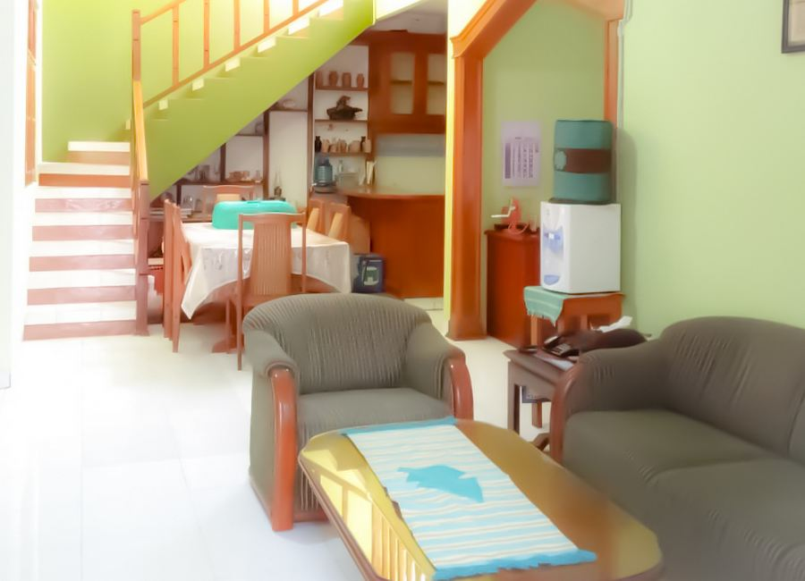 Ruang Tamu Homestay Jogja Omah Umbulharjo