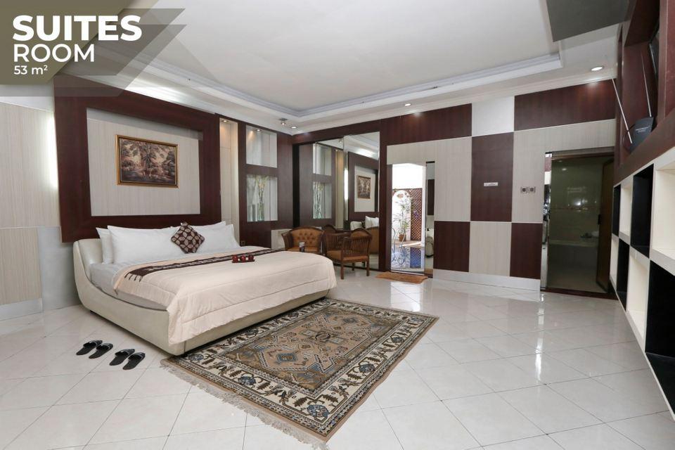 Suites Room Omah Jogokaryan Homestay Jogja