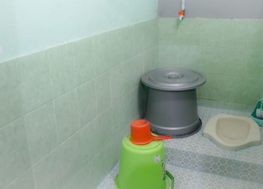 Toilet Homestay Omah Godean 1 Jogja