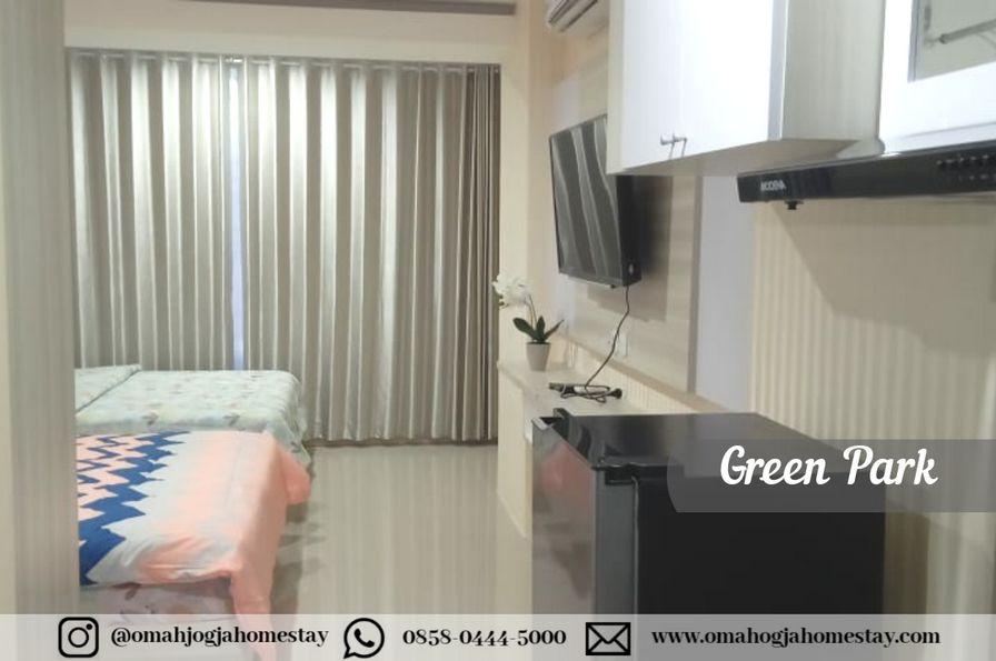 Homestay Green Park Room Jogja - Kamar