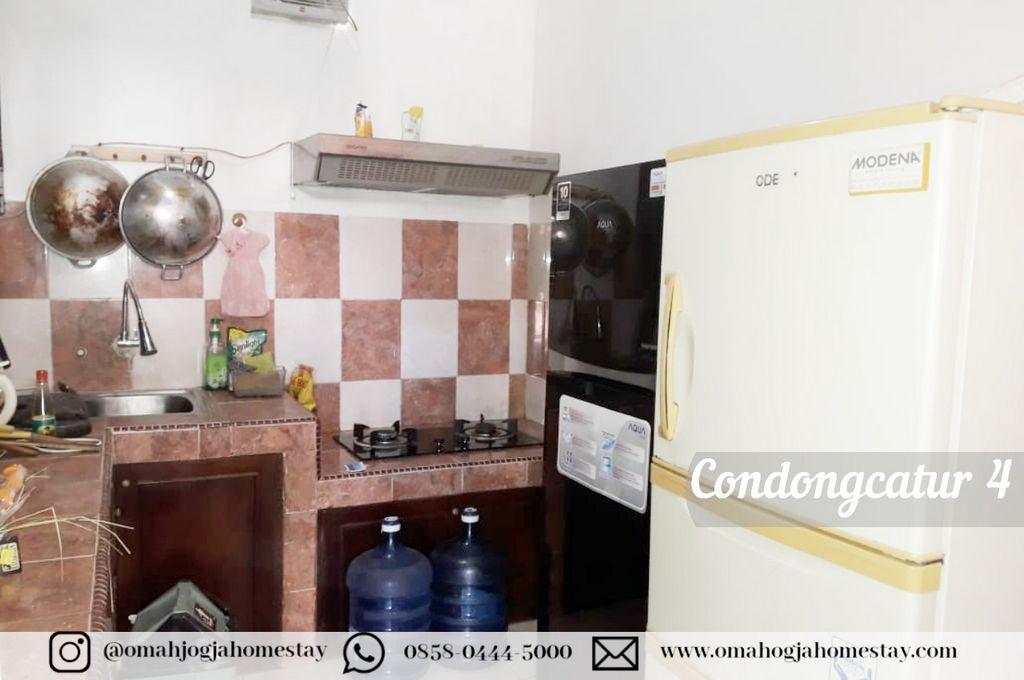 Homestay Omah Condongcatur 4 - Dapur