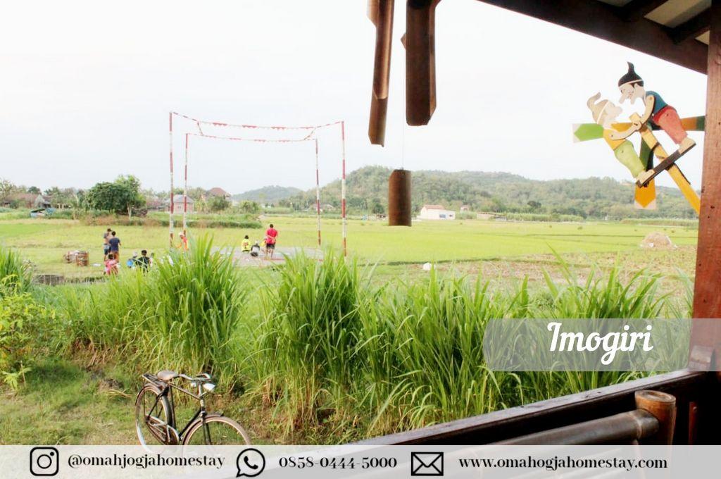 Homestay Omah Imogiri Jogja - View