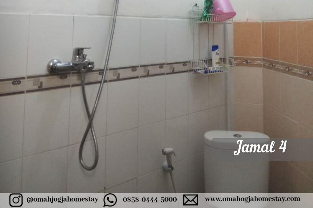 Homestay Omah Jamal 4 Jogja - Kamar Mandi