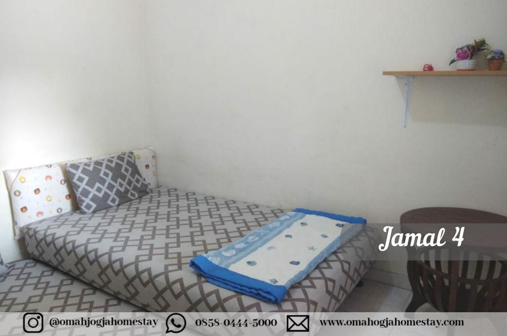Homestay Omah Jamal 4 Jogja - Kamar Tidur 2