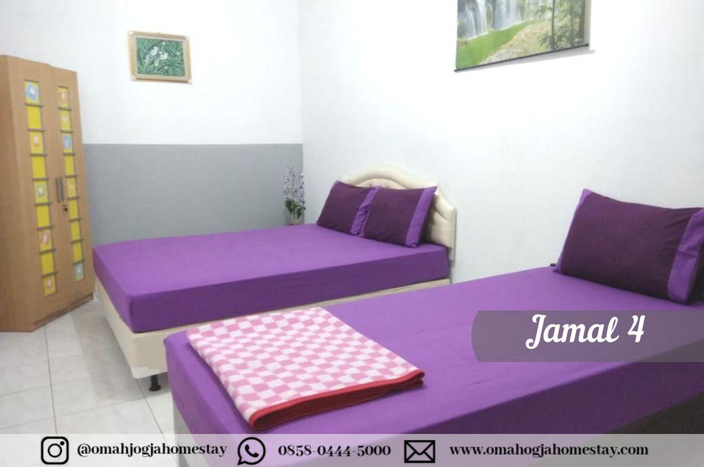 Homestay Omah Jamal 4 Jogja - Kamar Tidur 3