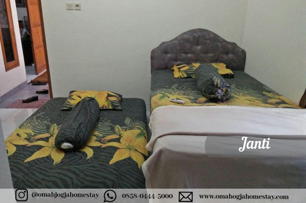 Homestay Omah Janti Jogja - Kamar 2