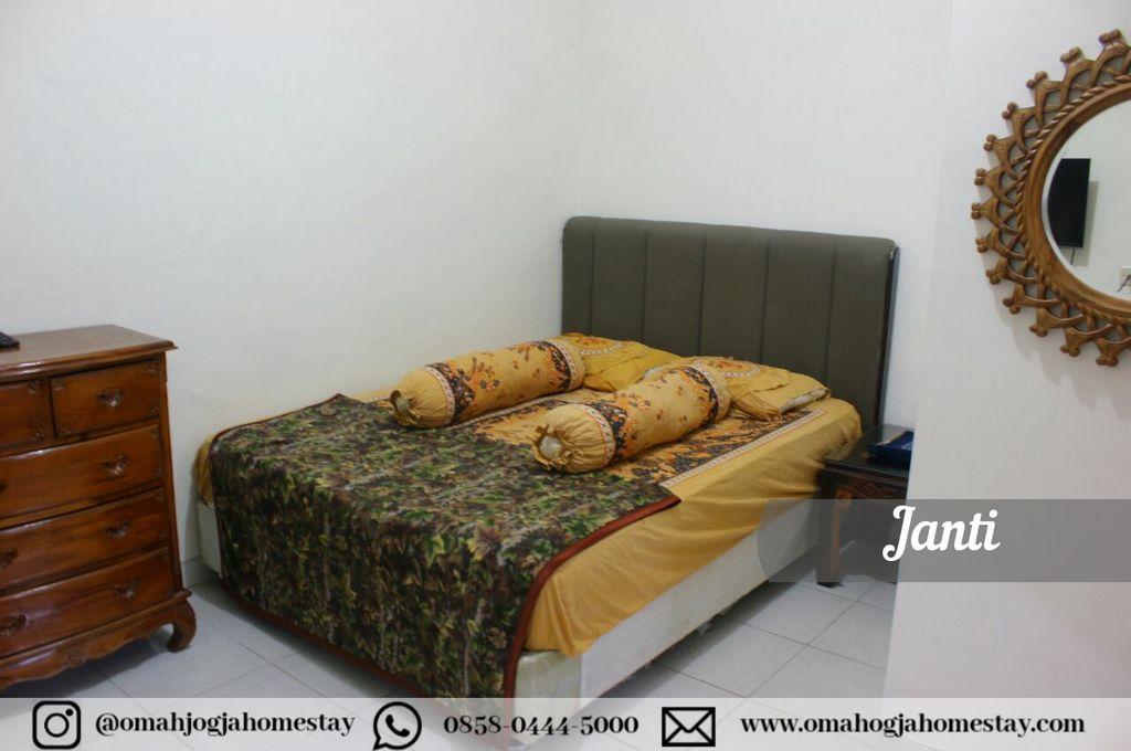 Homestay Omah Janti Jogja - Kamar