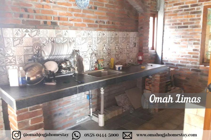 Homestay Omah Limas Jogja - Dapur 2