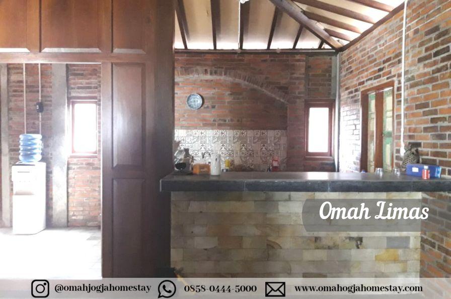 Homestay Omah Limas Jogja - Dapur