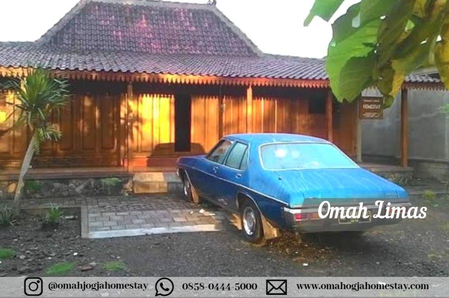 Homestay Omah Limas Jogja - Tampak Depa
