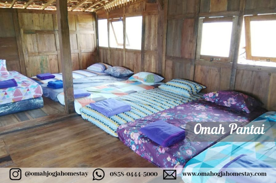 Homestay Omah Pantai Jogja - Kamar