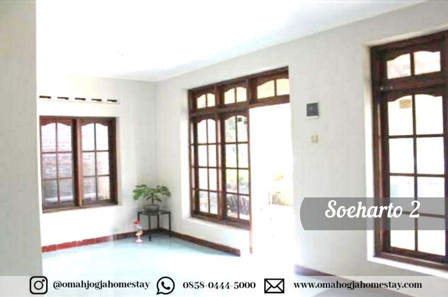 Homestay Omah Soeharto 2 - Ruang Keluarga