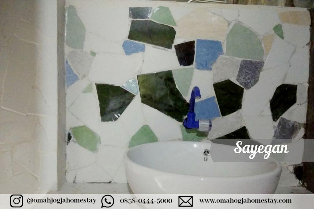 Homestay omah sayegan - 2