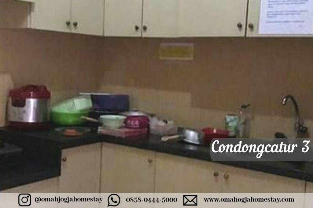 Omah Condong Catur 3 Homestay - Dapur 2