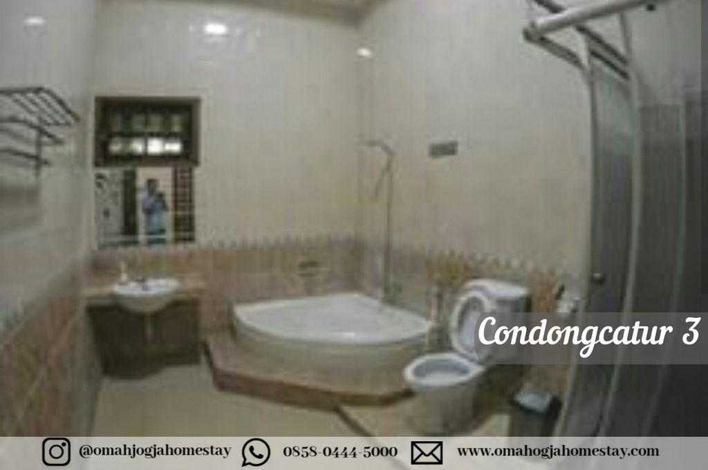 Omah Condongcatur 3 - Kamar Mandi