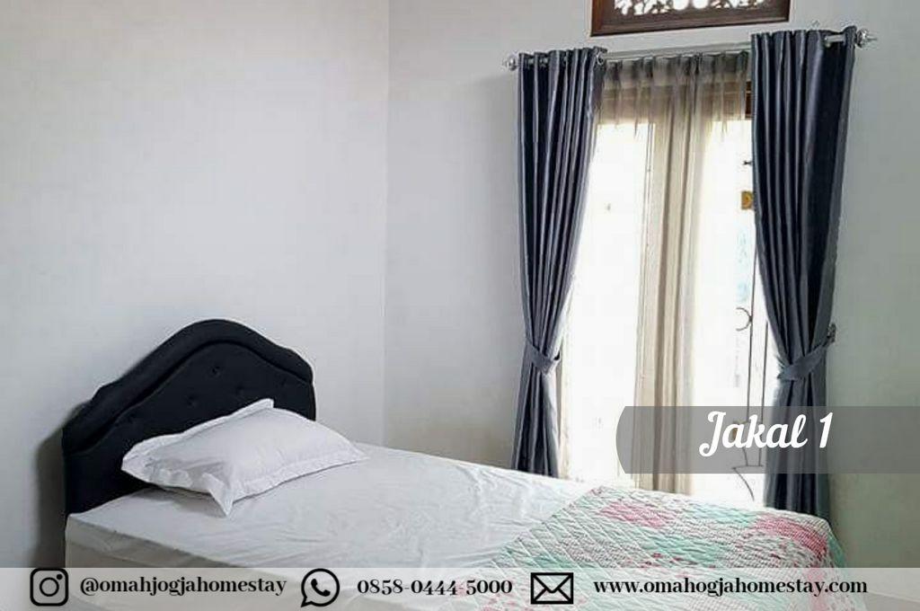 Omah Jakal 1 Kaliurang - Kamar Tidur 2