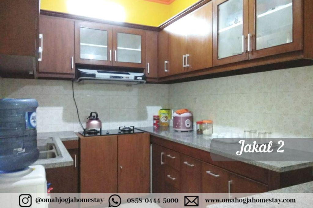 Omah Jogja Homestay - Jakal 2 - Dapur