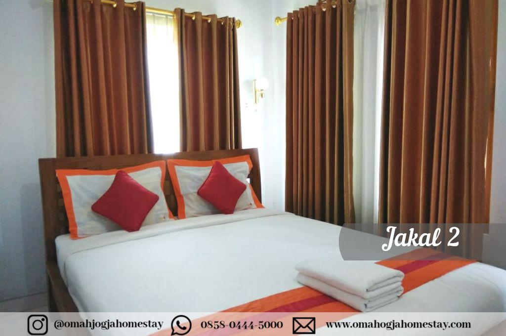 Omah Jogja Homestay - Jakal 2 - Kamar Tidur 2