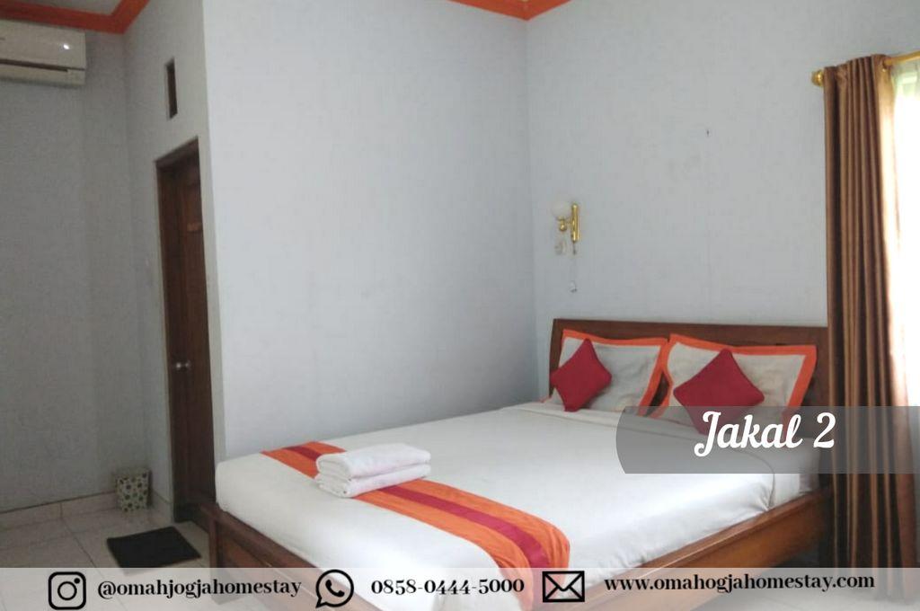 Omah Jogja Homestay - Jakal 2 - Kamar Tidur