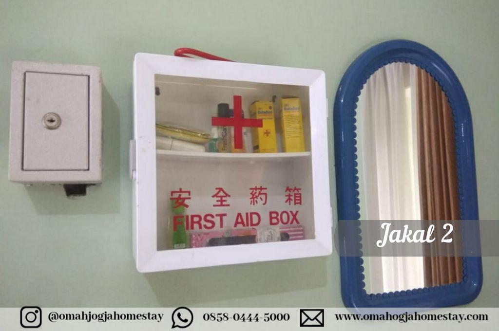 Omah Jogja Homestay - Jakal 2 - P3K