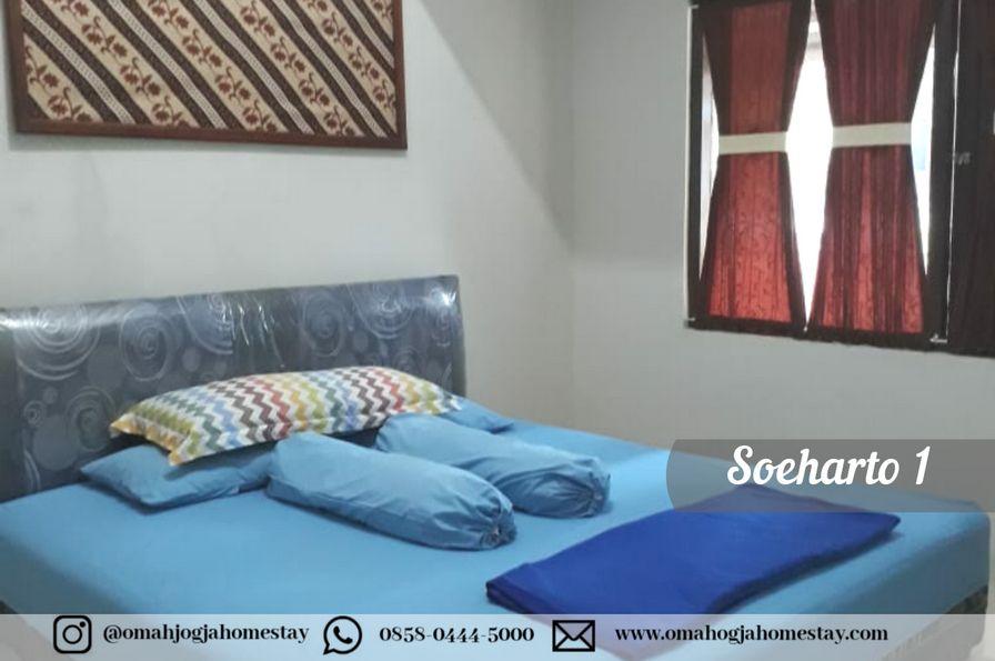 Omah Soeharto 1 - Kamar Tidur 2