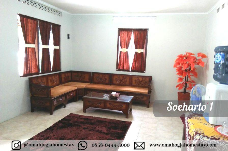 Omah Soeharto 1 - Ruang Keluarga 2