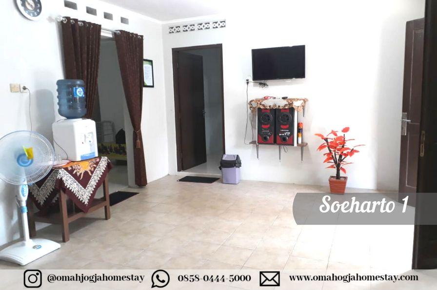 Omah Soeharto 1 - Ruang Keluarga 3