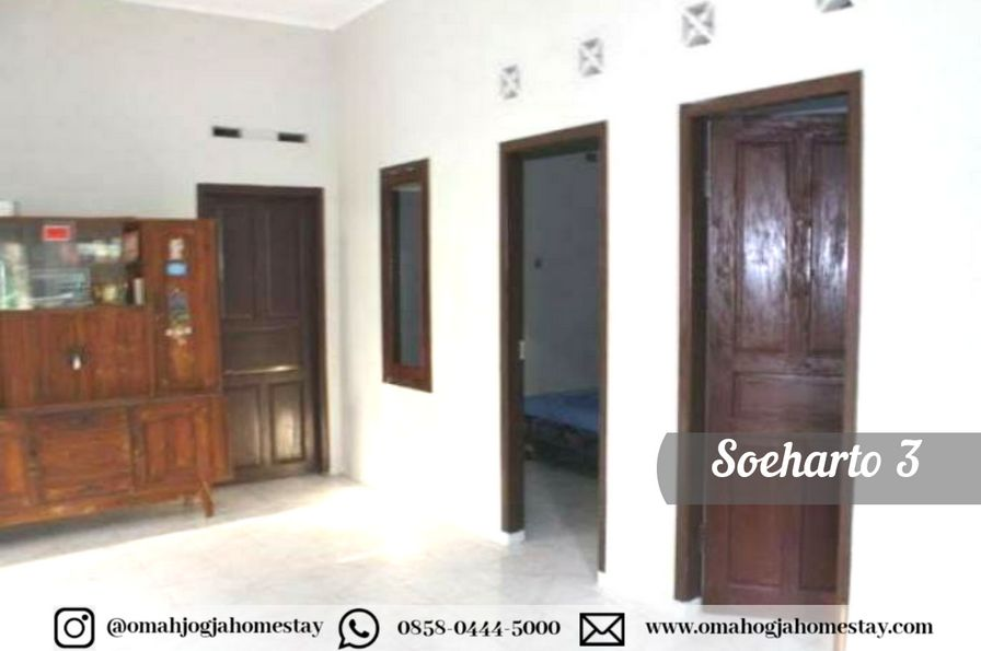Omah Jogja Homestay - Soeharto 3 - 1