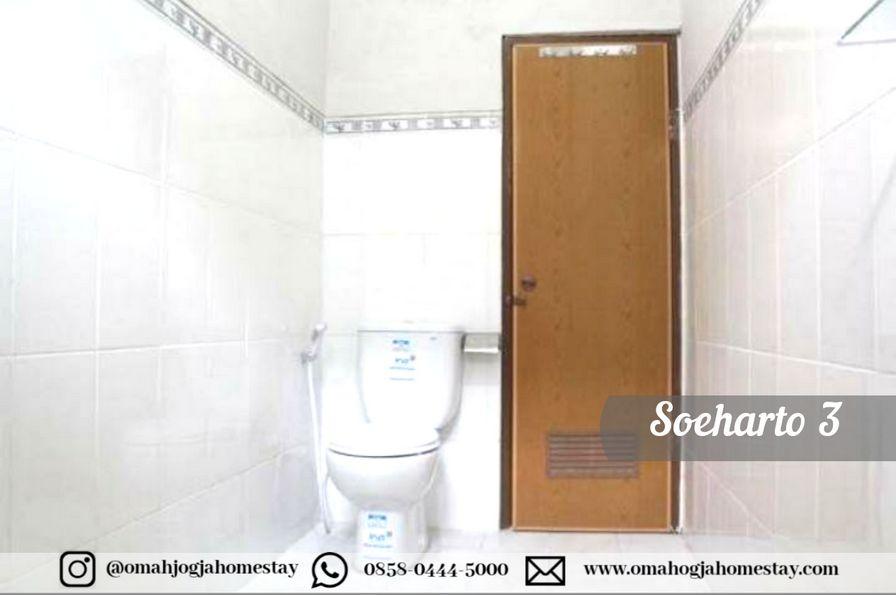 Omah Jogja Homestay - Soeharto 3 - Kamar Mandi