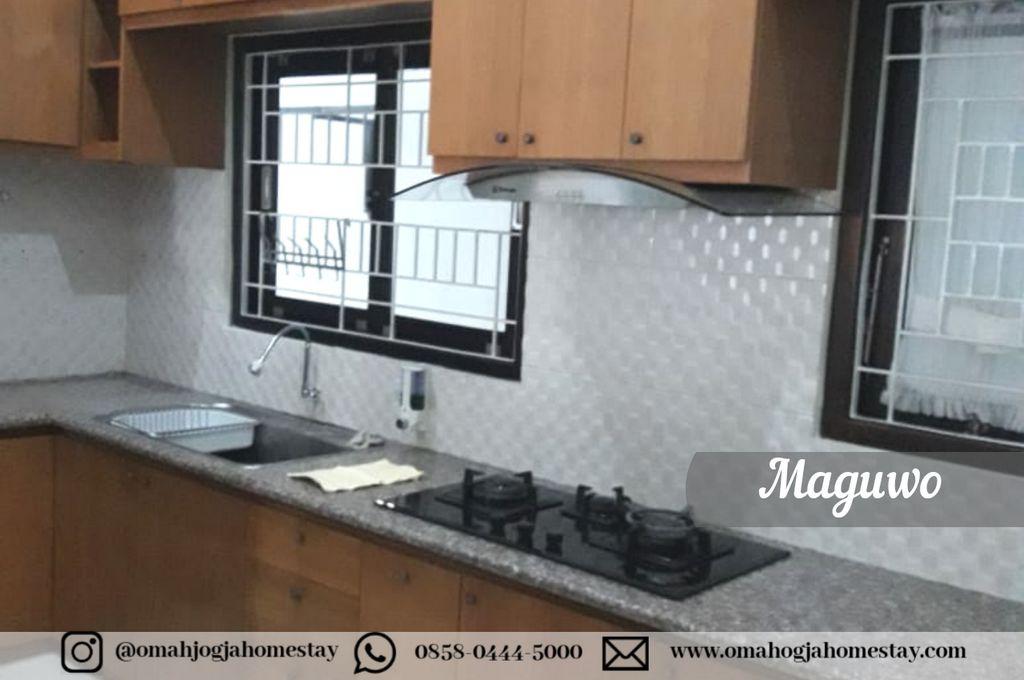 Omah Maguwo Homestay - Dapur
