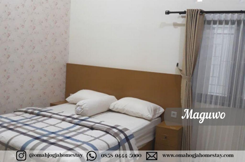 Omah Maguwo Homestay - Kamar Tidur 2