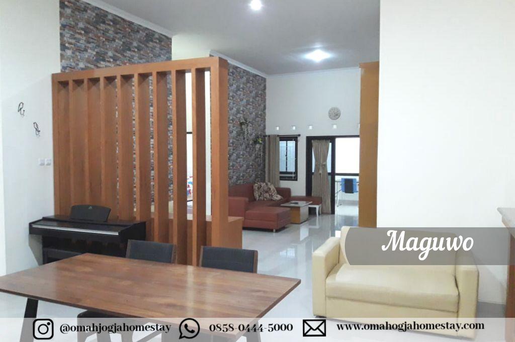 Omah Maguwo Homestay - Ruang Keluarga 2