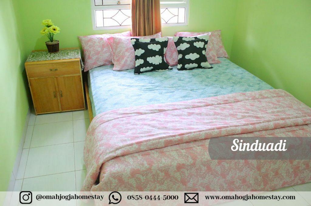 Omah Sinduadi Homestay - Kamar