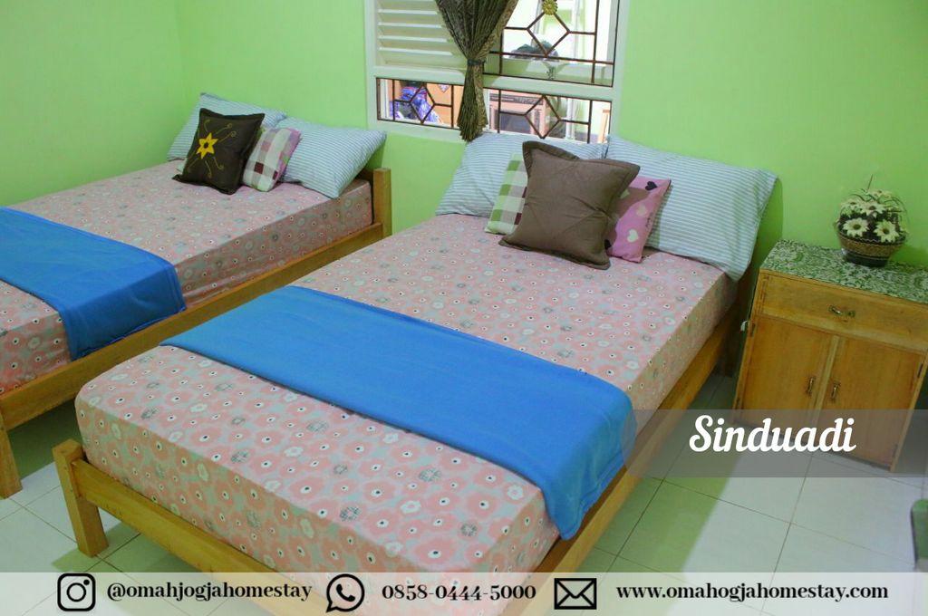 Omah Sinduadi Homestay - Kamar 2