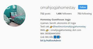 omahjogjahomestay instagram
